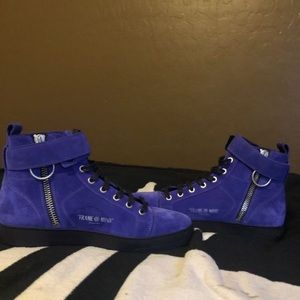 Off white Barney's New York frame of mind shoes